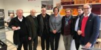 Besuch bei Heidelberger Tafel